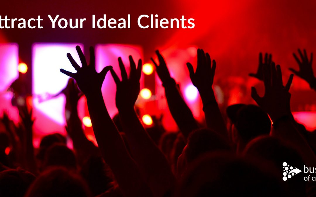 Attract Your Ideal Clients – LIVE ONLINE