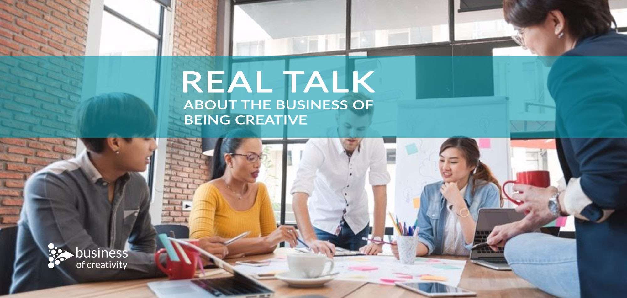 Real Talk - a group mastermind about the business of creativity