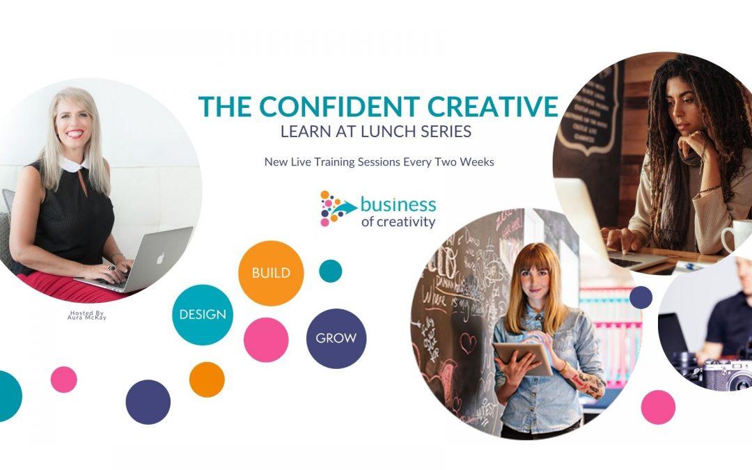 The Confident Creative Series – Cash Flow
