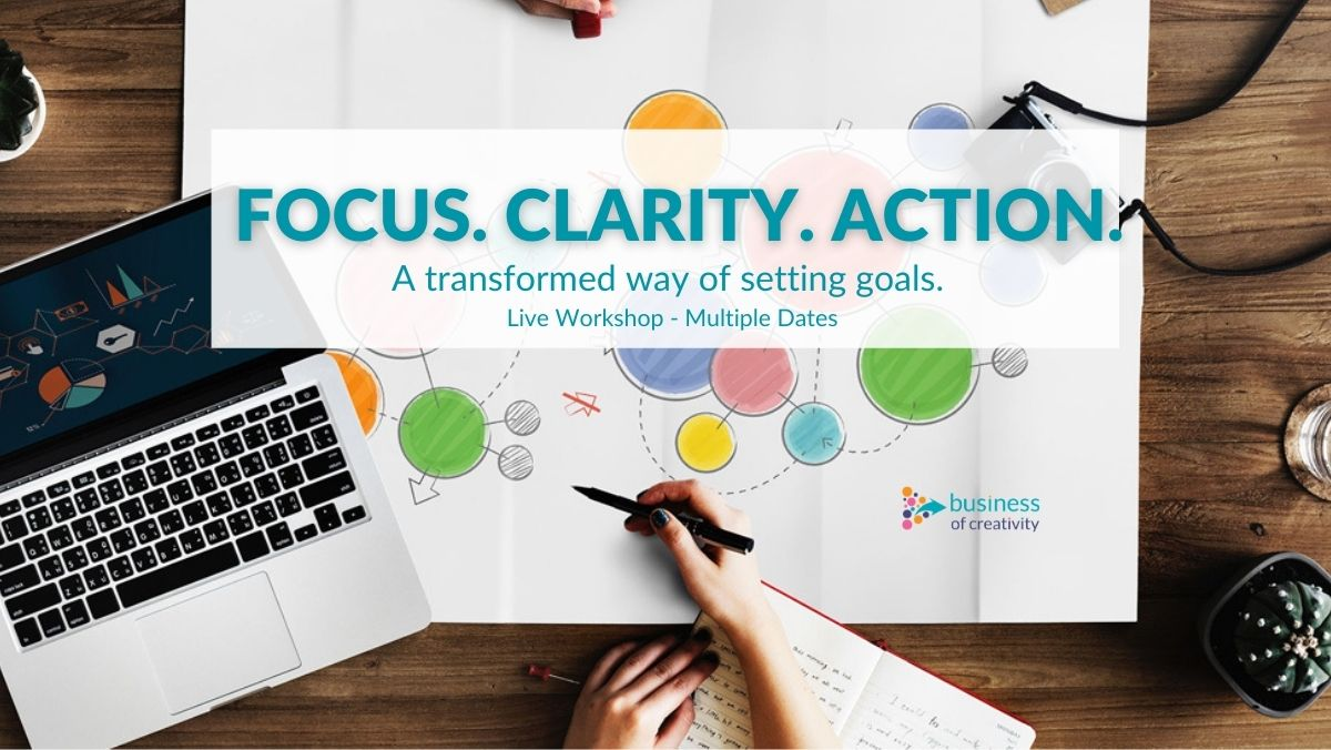 Focus Clarity Action Banner