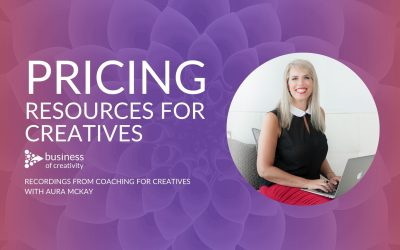 How To Price Creative Services Resources & Training Videos