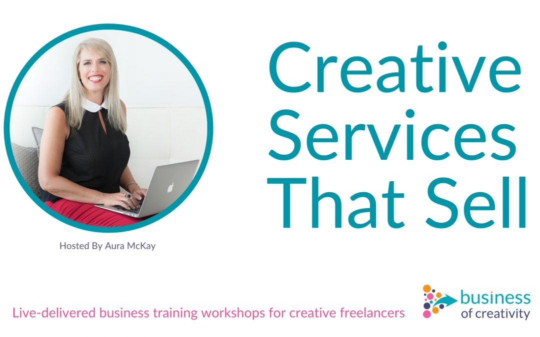 Creative Services That Sell